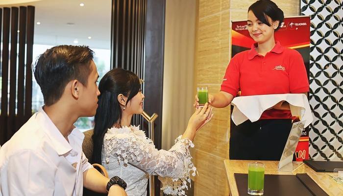 Hotel Horison Tasikmalaya Tasikmalaya - MINUMAN SELAMAT DATANG