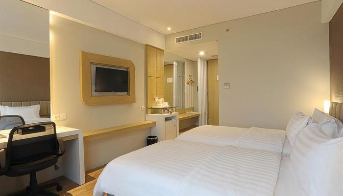 Hotel Horison Tasikmalaya - DELUXE TEMPAT TIDUR TWIN