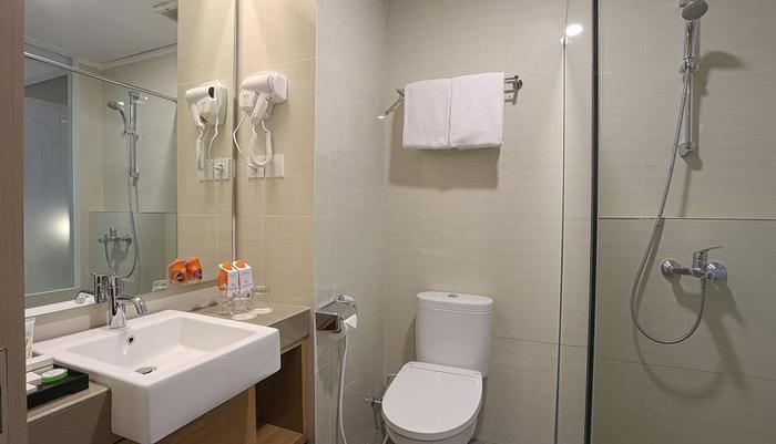 Hotel Horison Tasikmalaya - Kamar mandi