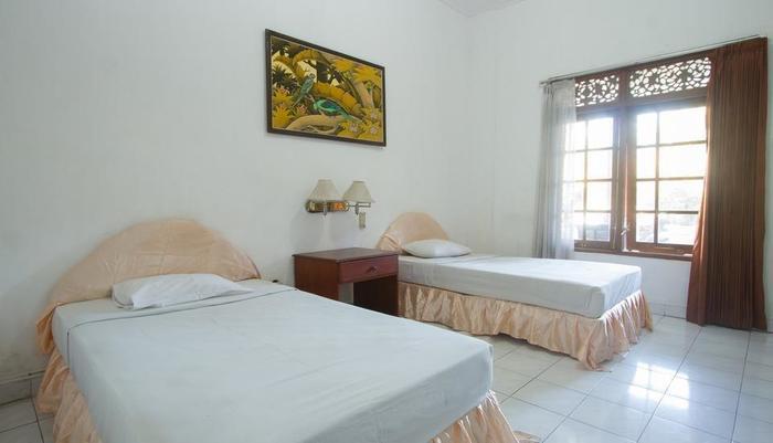 Hotel Bali Warma Bali - Kamar Tidur