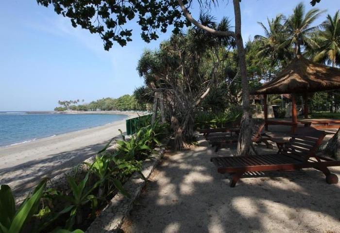 Pool Villa Club Senggigi - Lingkungan sekitar