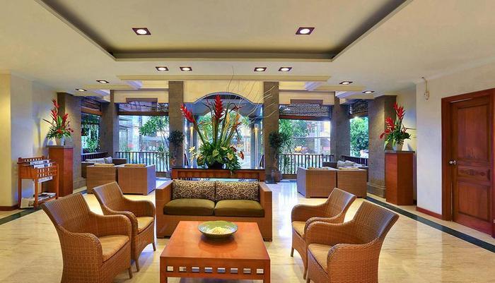 The Vira Hotel Bali - Lobi