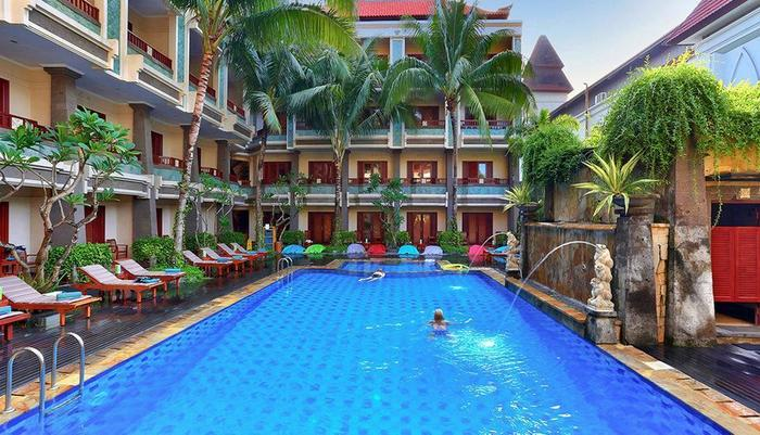 The Vira Hotel Bali - Kolam Renang