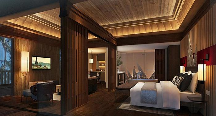 The Vira Hotel Bali - The Layonsari Suite