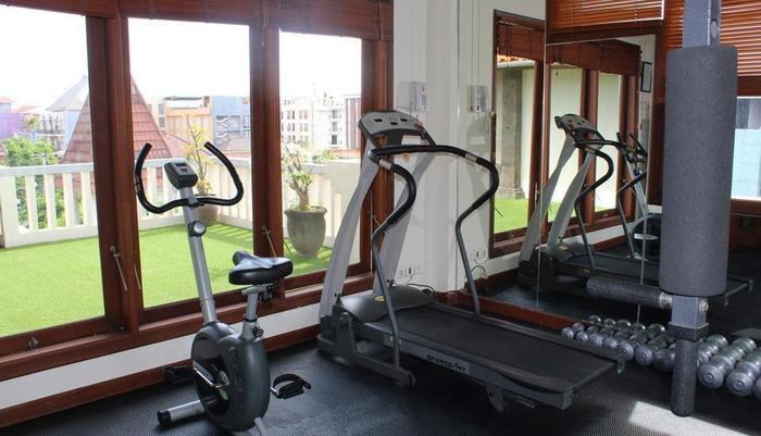 The Vira Hotel Bali - Mini gym