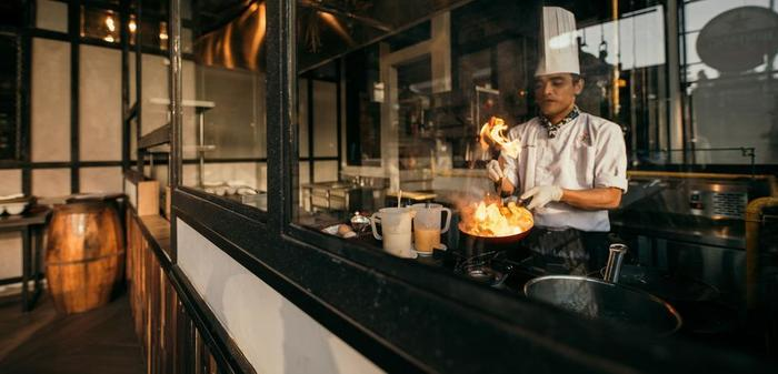 The Vira Hotel Bali - F&B Outlet