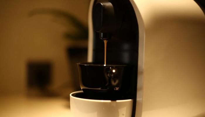 The Vira Hotel Bali - The Layonsari Suite Coffee Maker