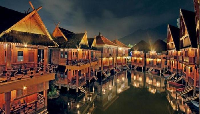 Danau Dariza Resort Hotel Garut - KASEPUHAN SUNDA