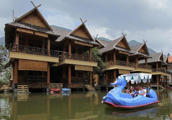 Danau Dariza Resort Hotel Garut - SUNDA