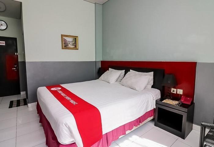 NIDA Rooms Peace Gong Bali - Kamar tamu
