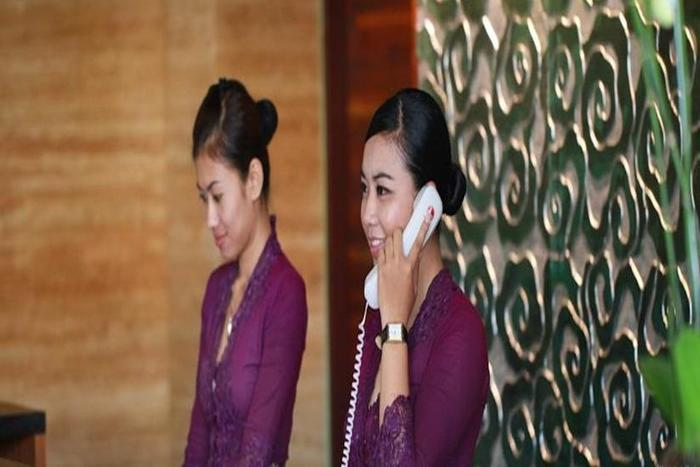 Grand Mega Resort Bali - Resepsionis