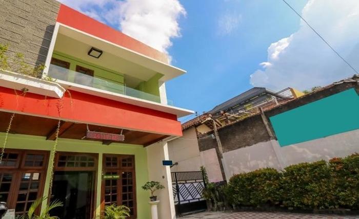 NIDA Rooms South Alun-Alun Kraton 3 Jogja - Eksterior