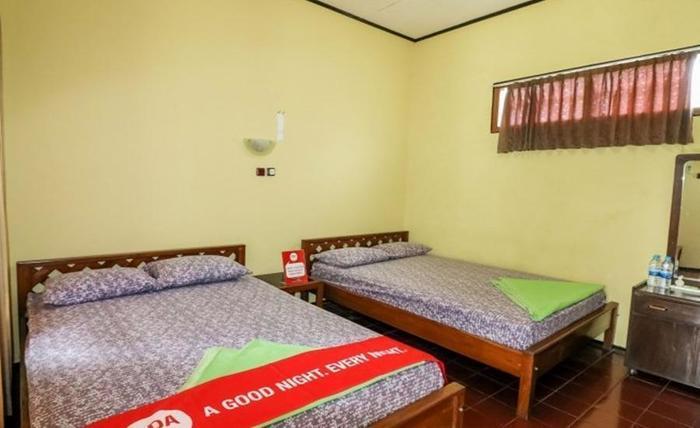 NIDA Rooms South Alun-Alun Kraton 3 Jogja - Kamar tamu