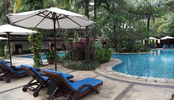Le Dian Hotel Serang - Pool