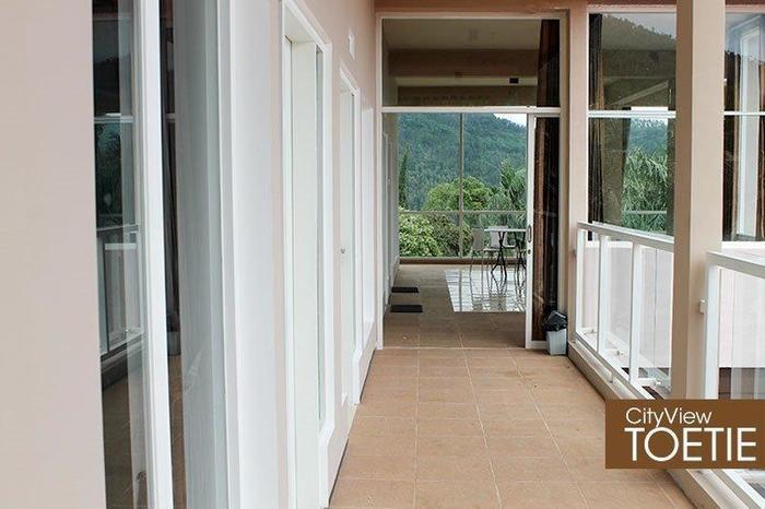 Toetie Boutique Villa & Resort Malang - Eksterior
