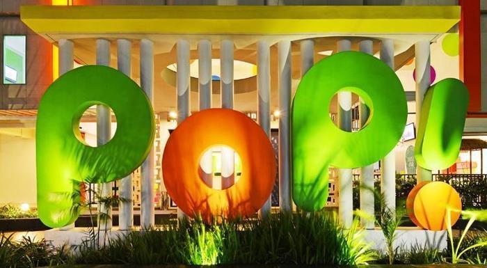 POP! Hotel Nusa Dua - Eksterior