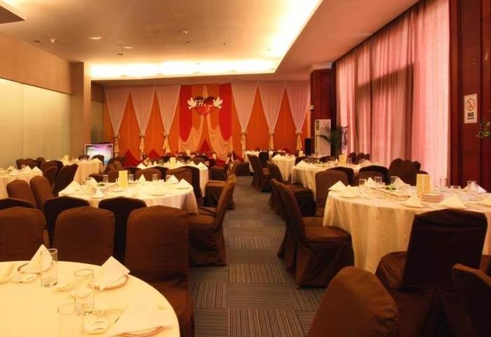 Asean Hotel International Medan - Ruang Makan