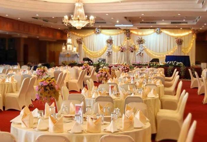 Asean Hotel International Medan - Ballroom