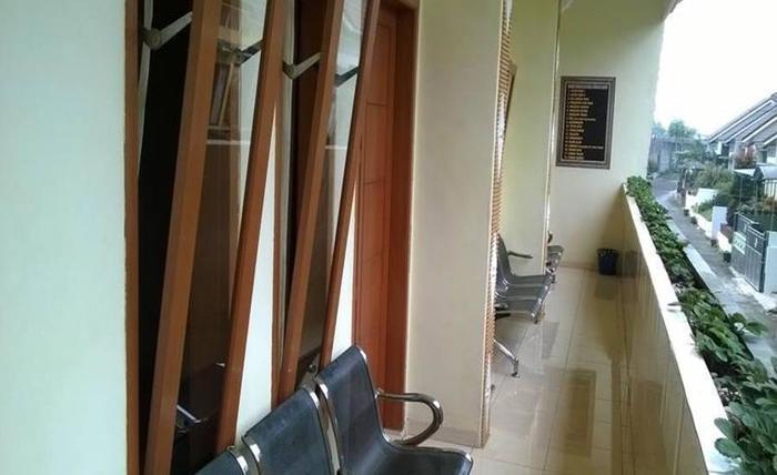 Griya Imafa Guest House Malang - Eksterior