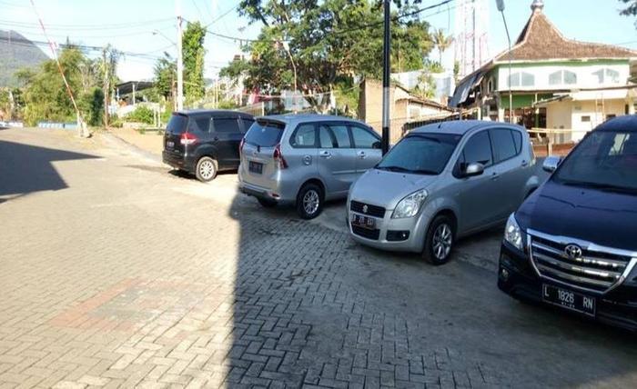 Griya Imafa Guest House Malang - Area parkir