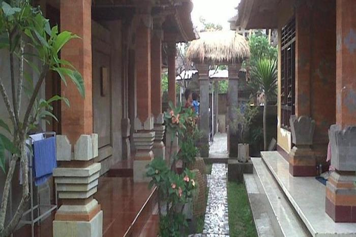 Nyoman Warta Hotel Bali - Eksterior
