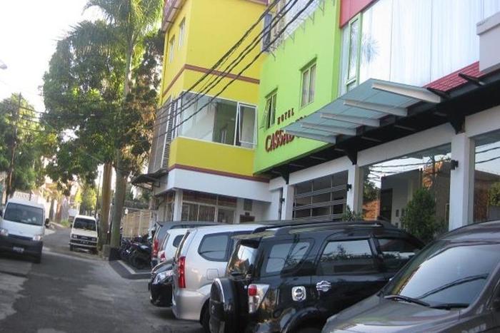 Cassadua Hotel Bandung - Eksterior
