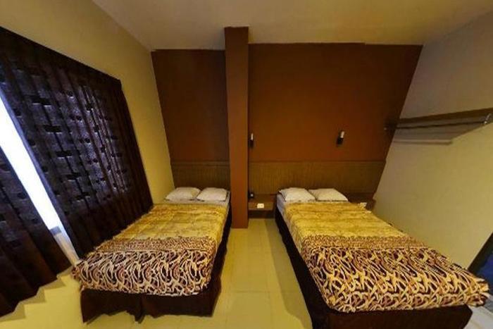 Cassadua Hotel Bandung - Kamar tamu