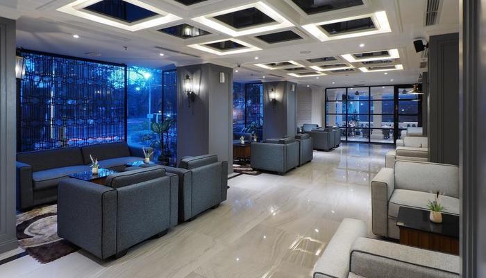 Hotel Polonia Medan - lounge