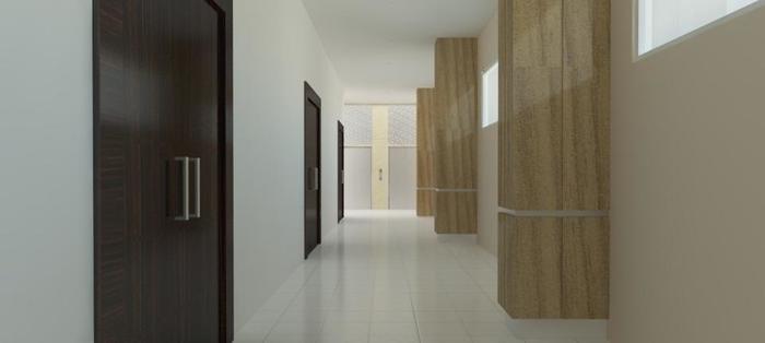 Cordela Hotel Cirebon - Koridor