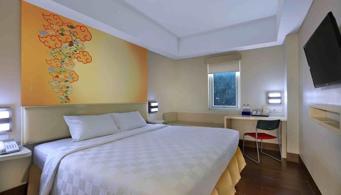 Cordela Hotel Cirebon - Deluxe Keluarga