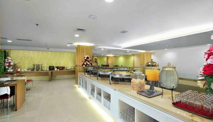 Cordela Hotel Cirebon - Restoran prasmanan