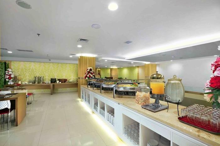 Cordela Hotel Cirebon - Buffet Resto