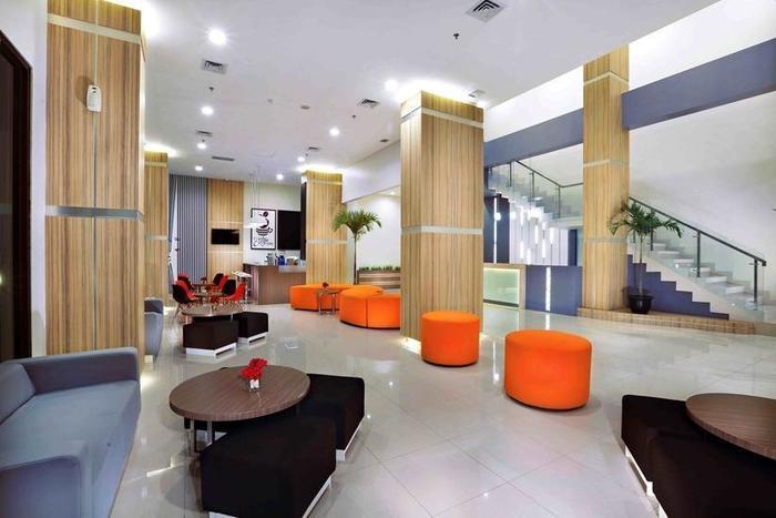 Cordela Hotel Cirebon - Lounge