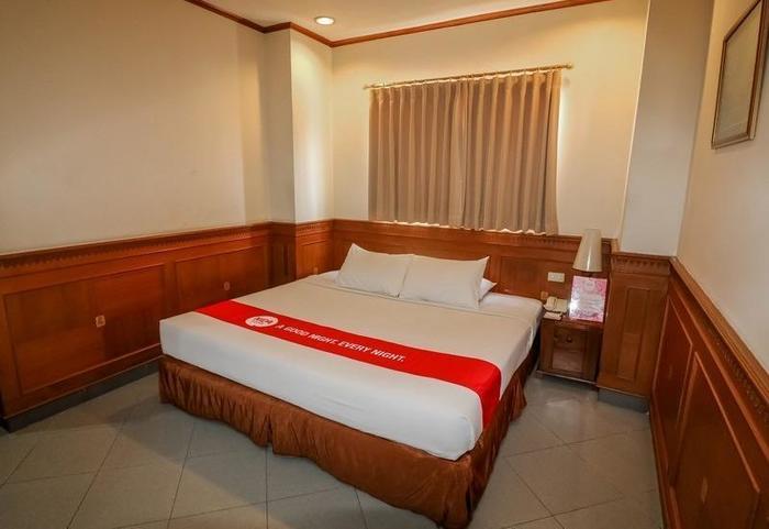 NIDA Rooms Jaksa Agung Genteng - Kamar tamu