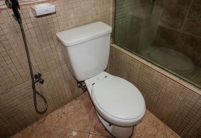 NIDA Rooms Jaksa Agung Genteng - Kamar mandi