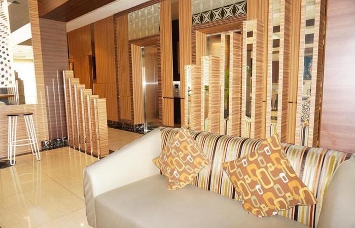 Smarthomm Hotel Jakarta - Interior