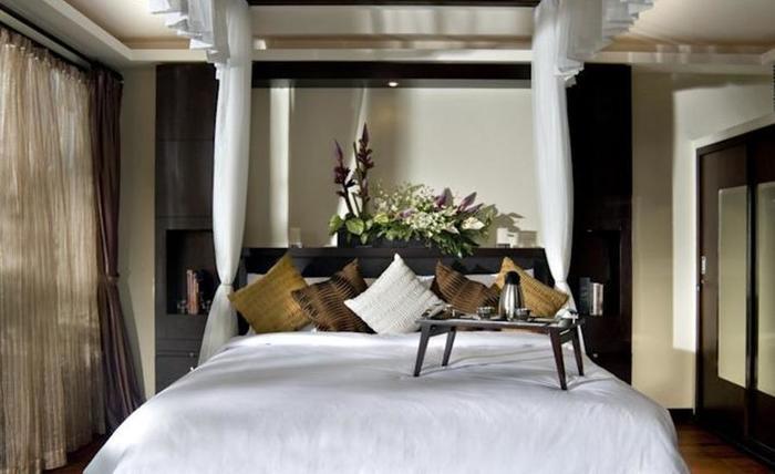 The Seri Villas Seminyak Bali - Kamar tamu