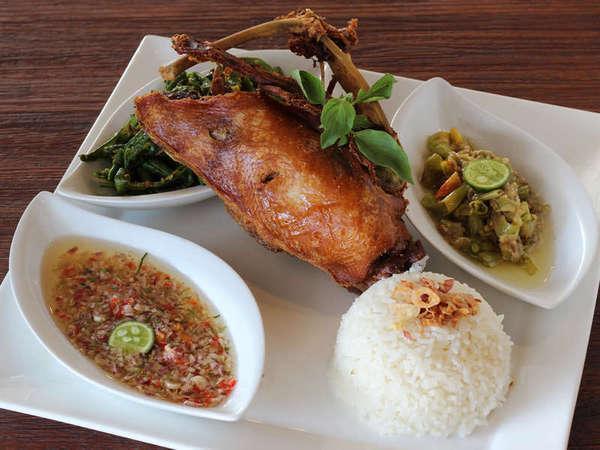 Adhi Jaya Sunset Hotel Bali - Angry Duck Ambassador