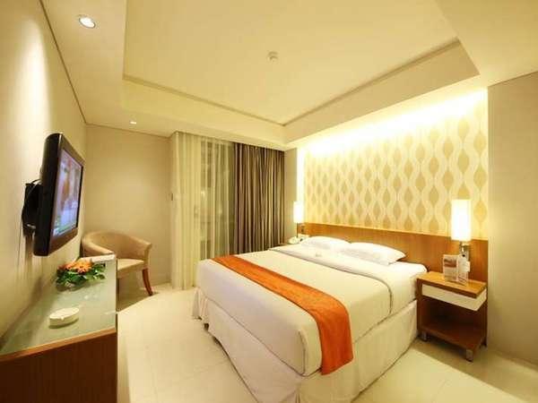 Adhi Jaya Sunset Hotel Bali - Deluxe Double