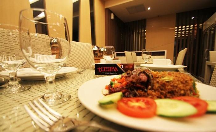 The L Hotel Entertainment Batam - Restoran
