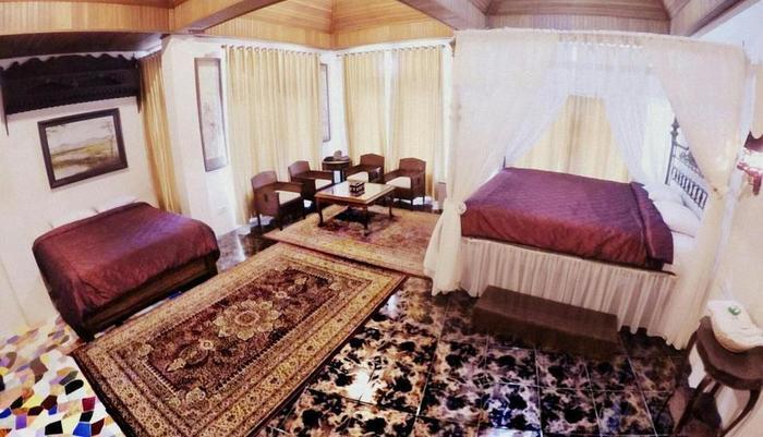 Amali Hotel Padang - Kamar tamu