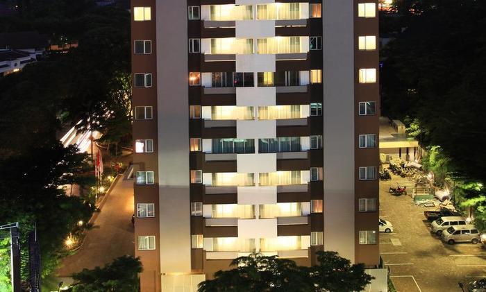 Swiss-Belhotel Pondok Indah Jakarta - Gambar depan Hotel