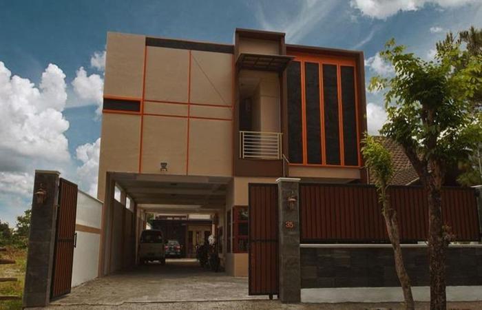 Griya 35 Homestay Yogyakarta - Eksterior