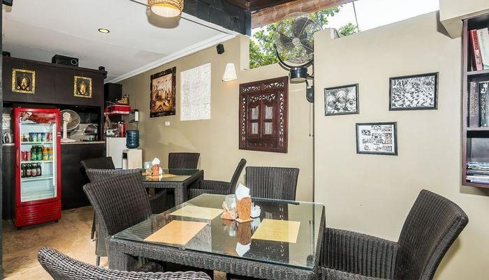 ZenRooms Legian Nakula 1 - Restoran