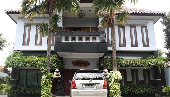 OmahKoe Hotel Yogyakarta - Area Depan Hotel