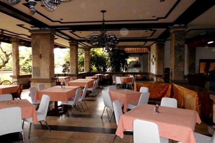 Hotel Oranjje Bali - Restoran