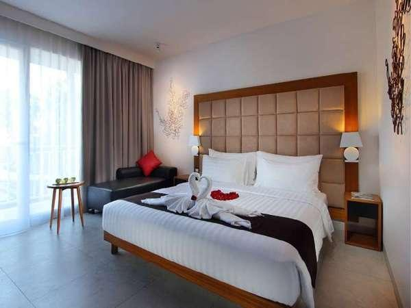 Fontana Hotel Bali a PHM Collection Bali - Deluxe untuk bulan madu