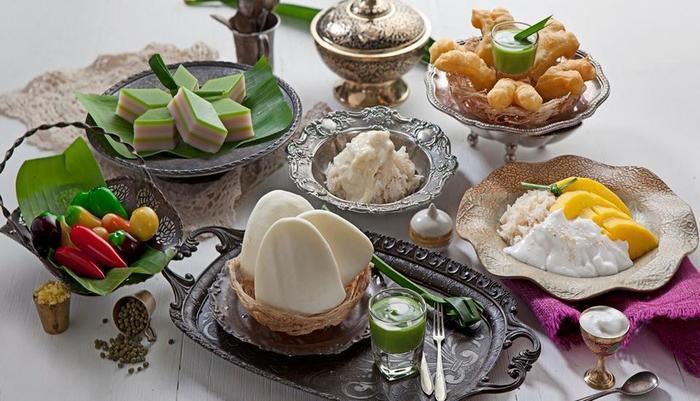 FM7 Resort Hotel Jakarta - Dessert Thai