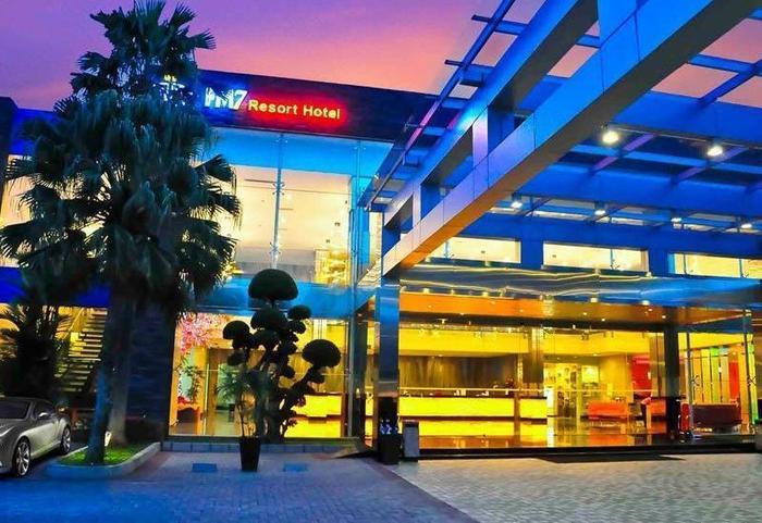 FM7 Resort Hotel Jakarta - Hotel Building