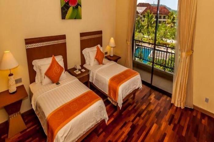Natsepa Resort Ambon - Kamar tamu